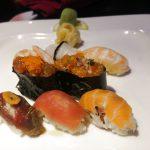 Assortiment de sushis Japonais créatifs et fondants