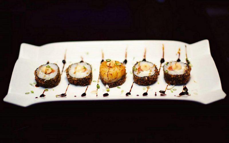 Makis créatifs pour les amateurs de gastronomie Niponne
