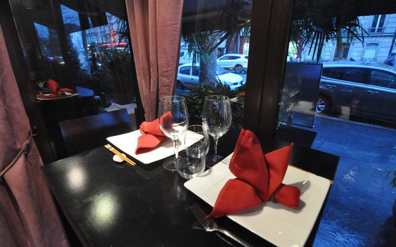Restaurant idéal pour un dîner Romantique